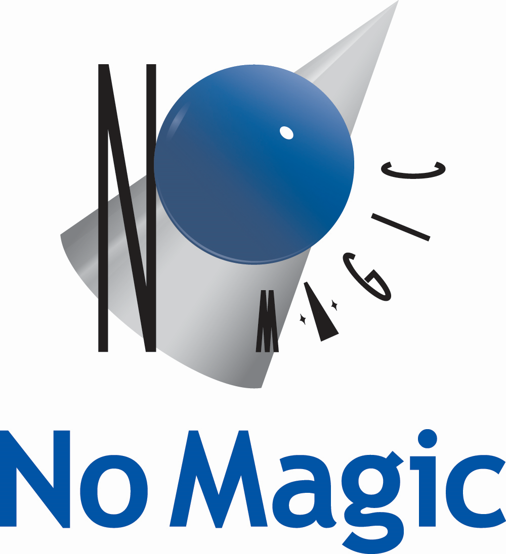 Go to www.NoMagic.com