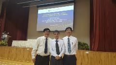 Future-Current-Past Presidents of Singapore Chapter