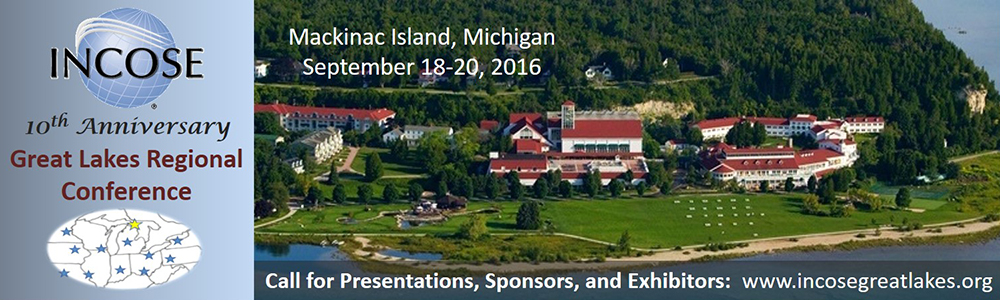 INCOSE 10th Anniversary Great Lakes Regional Conference (GLRC 10)