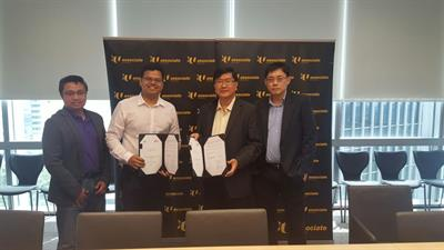 MoU signing with NTUC