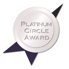 Platinum Circle Award