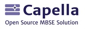 Capella is open source and field proven MBSE tool enabling engineering wide collaboration on the design of systems architectures.